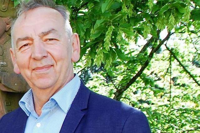 Norbert Großklaus will Präsident des Offenburger FV werden