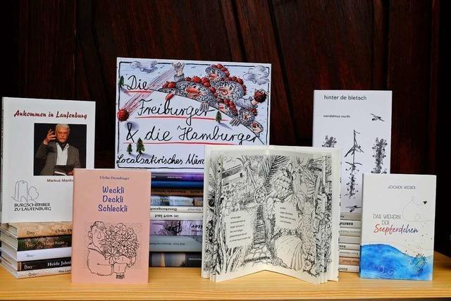 Der Gutacher Drey Verlag behauptet sich seit 25 Jahren in der Region