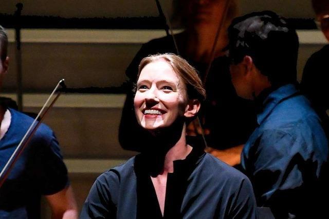 Joana Mallwitz ist erste Dirigentin bei einer Salzburger Neuproduktion