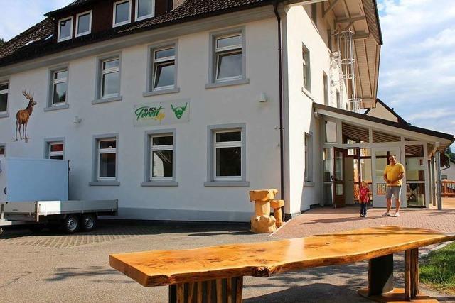 Neues Hostel in Buchenbach soll für Schwarzwaldfeeling sorgen