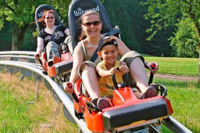 Wir verlosen 5 mal 20 Freifahrten für die Sommerrodelbahn in Gutach im Kinzigtal