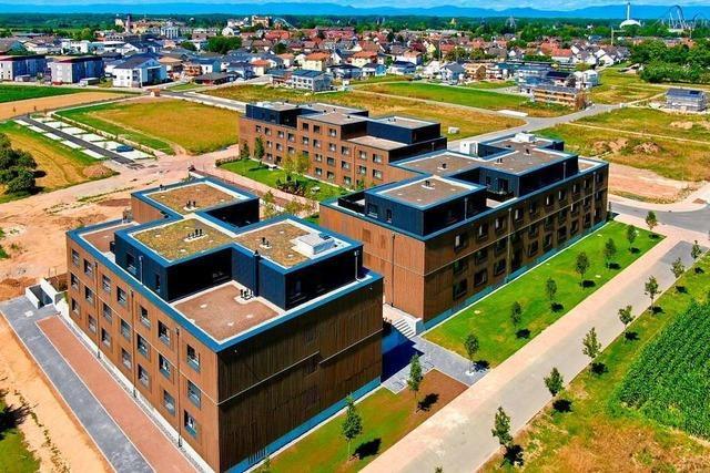 Der Europa-Park hat einen Campus für Mitarbeiter gebaut – dafür gab's einen Architekturpreis