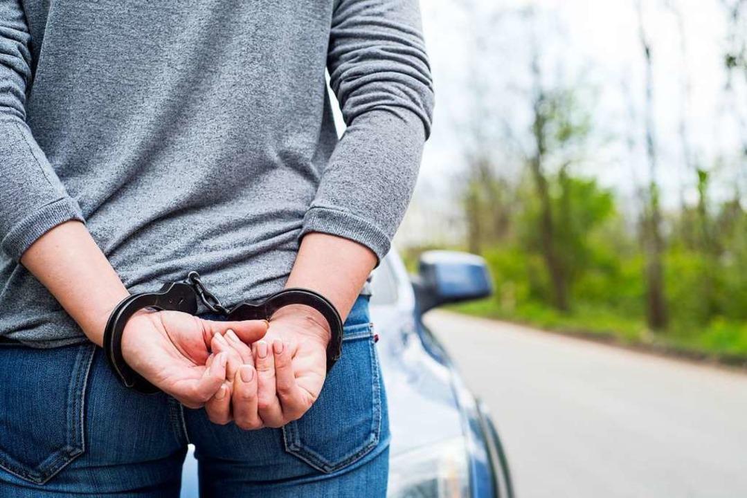 Eine 23-Jährige Tatverdächtige konnte festgenommen werden. Symbolbild:  | Foto: piotr290  (stock.adobe.com)