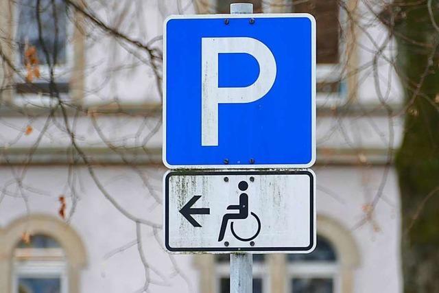 Rheinfelderin kämpft um einen Behindertenparkausweis