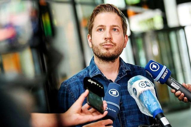 Kühnert gibt Juso-Vorsitz auf und will für Bundestag kandieren