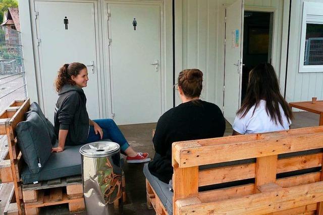 Jugendräume in Schallstadt und Ebringen sind wieder geöffnet