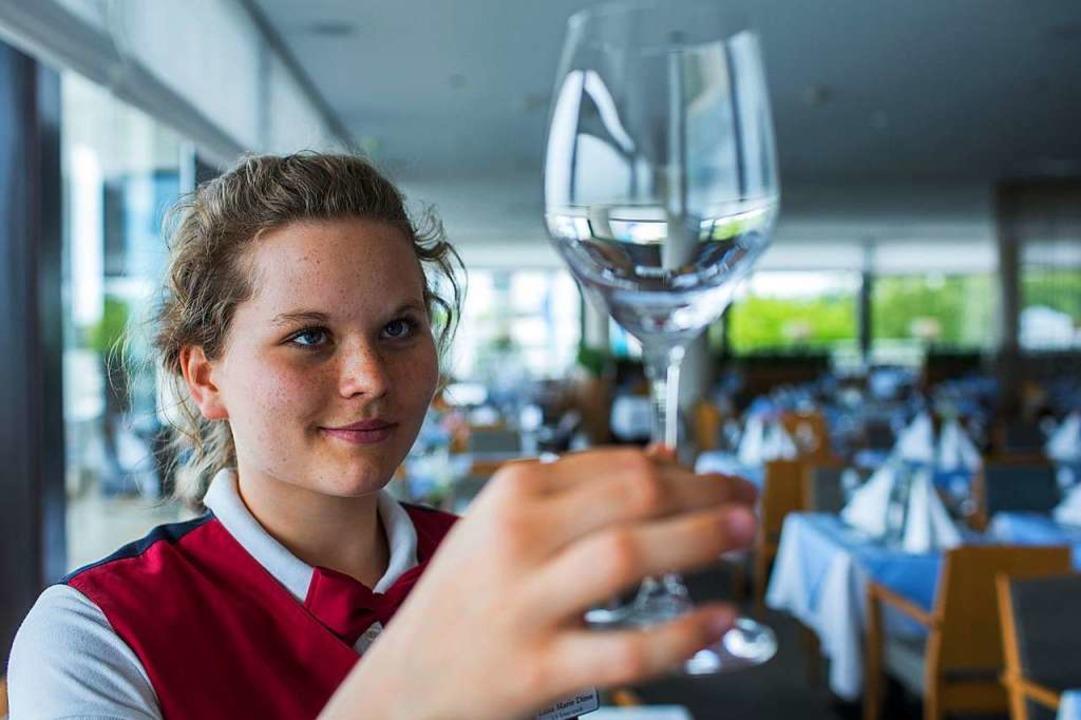Ferienjobs in der Gastronomie sind auch im Corona-Jahr ein Klassiker.    | Foto: Jens Büttner