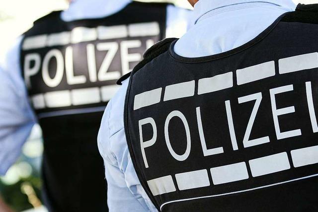 Polizei registriert mehr Straftaten im Markgräflerland