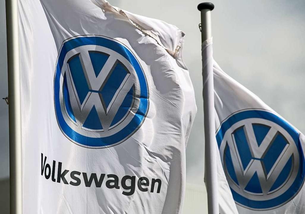 VW-Kunden, die nach Herbst 2015 einen Diesel gekauft haben, gehen leer aus.  | Foto: Hendrik Schmidt (dpa)
