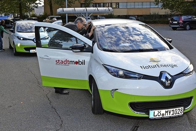 Einbruch bei Car-Sharing durch Corona