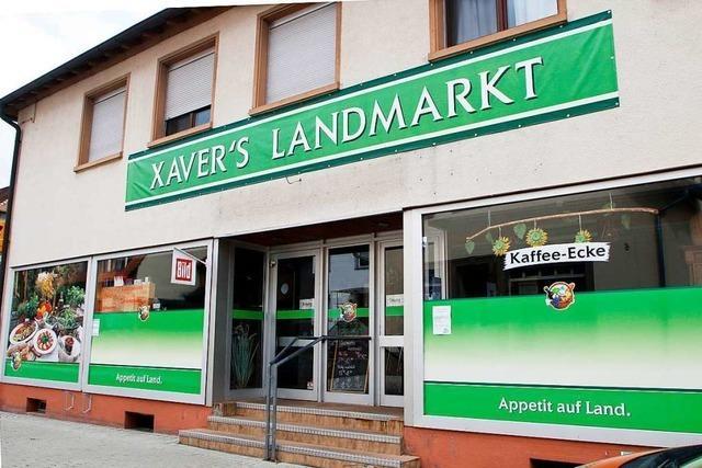 Im früheren Xaver's Landmarkt ist ein Jugendprojekt geplant