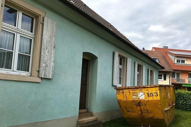 Der Umbau des Alten Schulhauses in Bollschweil wird teurer