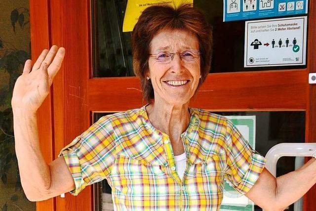 Barbara Sallinger verlässt die Grundschule Hausen und geht in den Ruhestand