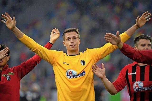 Die Nummer eins geht zu Hertha BSC