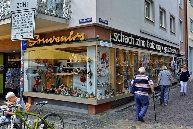 Am Münsterplatz werden keine Kuckucksuhren mehr verkauft