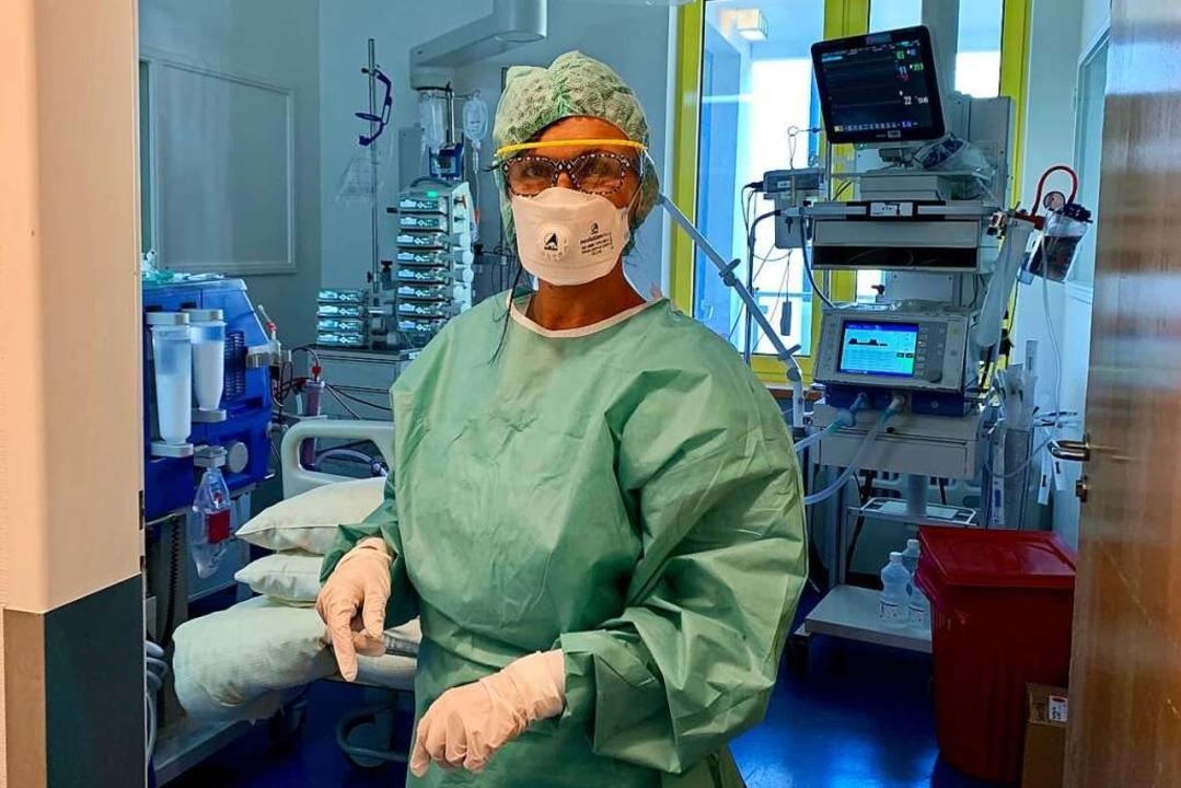 Die Lörracher Kreiskliniken zahlen ihren Pflegekräften  keine Corona-Prämie.  | Foto: Kreiskliniken