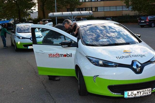Car-Sharing verzeichnet in Rheinfelden einen deutlichen Einbruch durch Corona