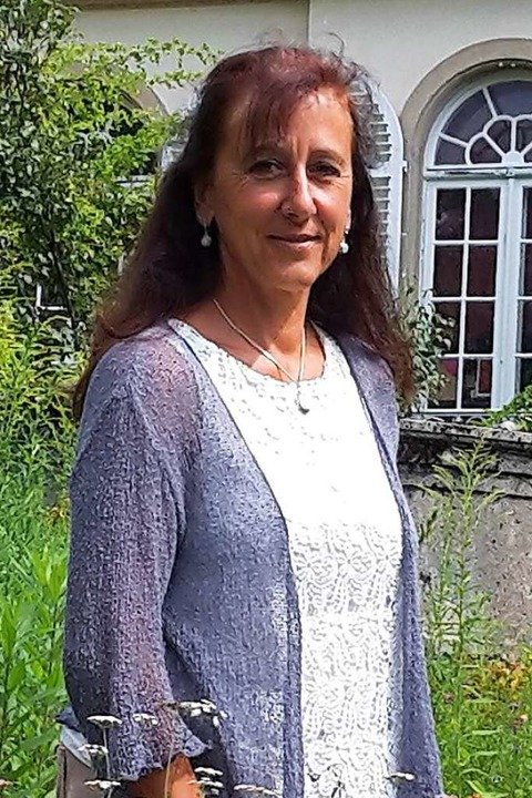 EOS-Geschäftsführerin Roswitha Merazzi.  | Foto: Jelka Louisa Beule