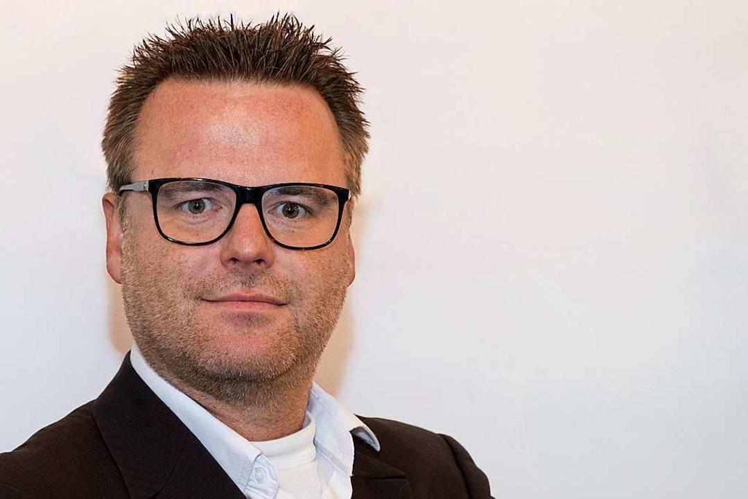 Michael Van den Bossche ist zum neuen ...er von Romaco Innojet bestellt worden.  | Foto: Romaco Group