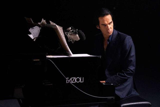 Nick Cave, der verhinderte Flügel-Influencer