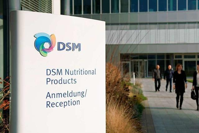 DSM meldet im Ballungsraum Basel trotz Corona solide Zahlen