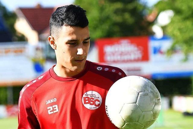 Der Bahlinger SC und SC Freiburg II schuften für die neue Saison