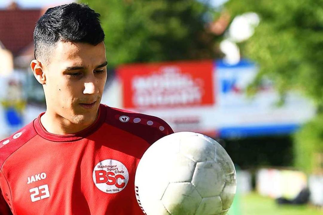 Ivan Novakovic hat den Freiburger FC v...en und verstärkt nun den Bahlinger SC.  | Foto: Achim Keller