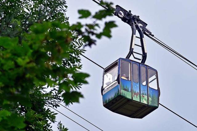 Die Schauinslandbahn rechnet mit einem Millionenloch in der Bilanz