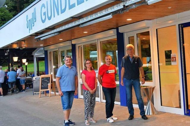Fußballer der Spielvereinigung Gundelfingen-Wildtal modernisieren ihre Vereinsanlage