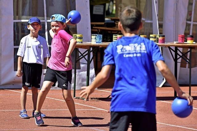 Der Munzinger Turnverein bietet trotz Corona ein Ferienprogramm