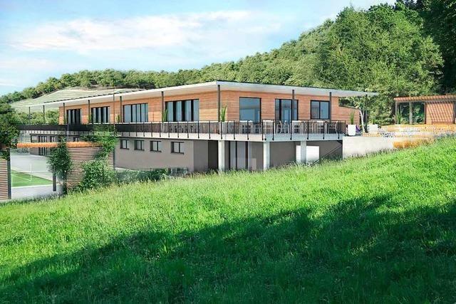 Bauarbeiten für neues Vereinsheim des VfR Merzhausen sollen nun endlich im Herbst starten