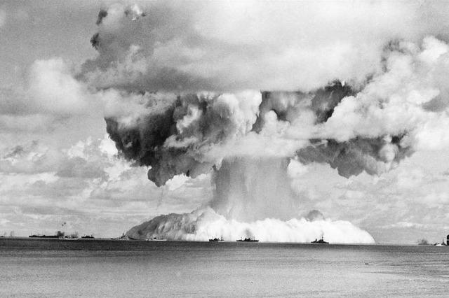 Die Gefahr eines Einsatzes von Atomwaffen wird heute zu Unrecht unterschätzt