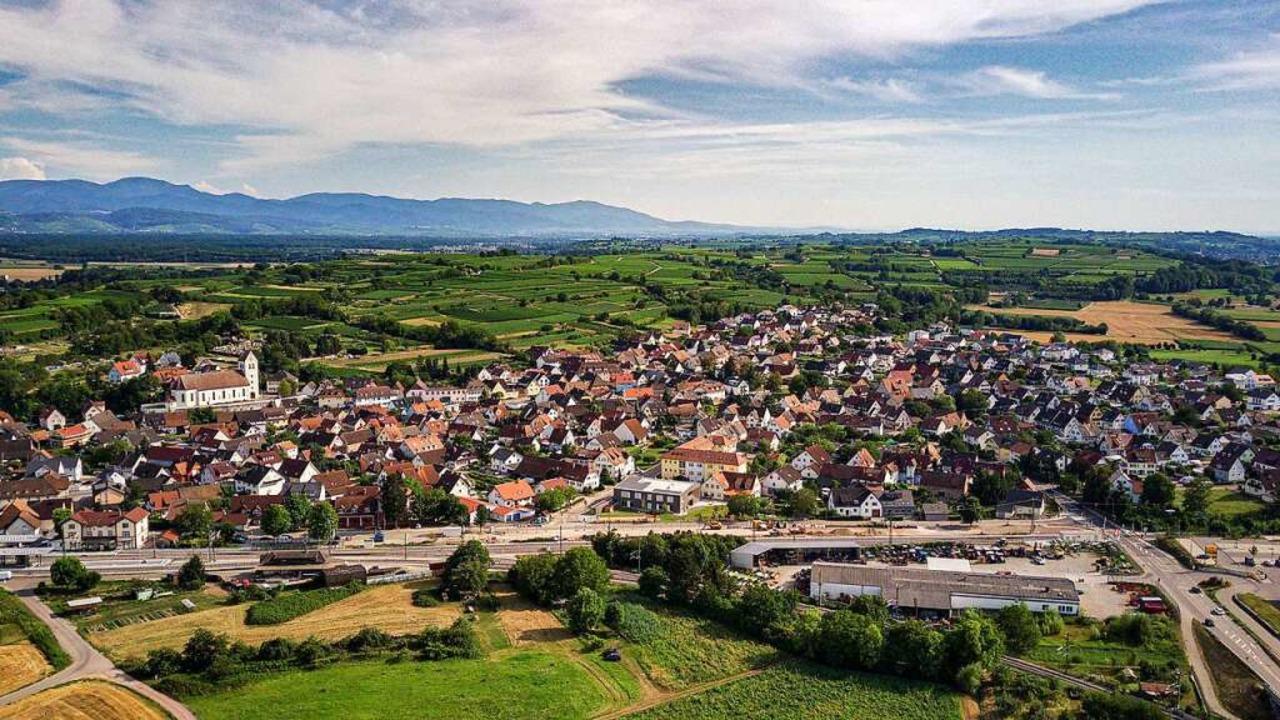 Gruß aus Gottenheim  | Foto: Hubert Gemmert