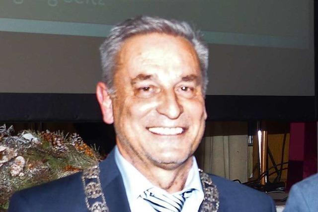 Klaus Jehle will wohl Rathauschef in Hohberg bleiben