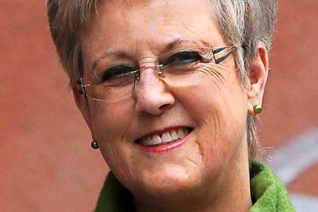Ingeborg Vollmer hat in Lahr für die Gleichberechtigung der Frauen gekämpft