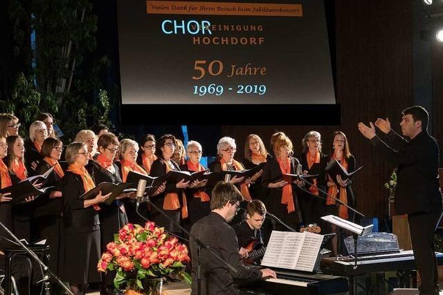 Wann die Chorvereinigung Hochdorf wieder auftreten kann, ist unklar