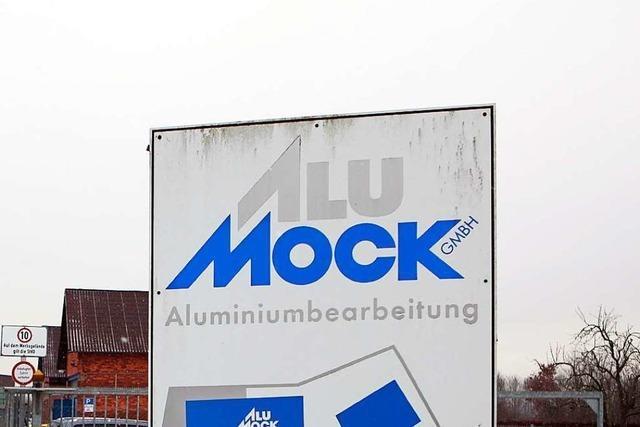 Alu Mock GmbH in Hofweier ist nach Insolvenz in Eigenverwaltung saniert