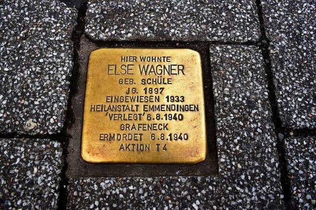 Else Wagner wurde in Grafeneck vergast – jetzt wird eine Straße nach ihr benannt