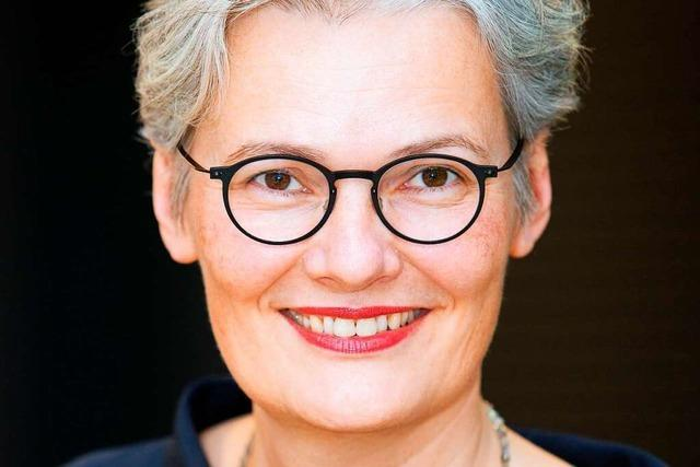 Julia Ortmann würde Freiburgs Alte Stadthalle gern zum Chorhaus machen