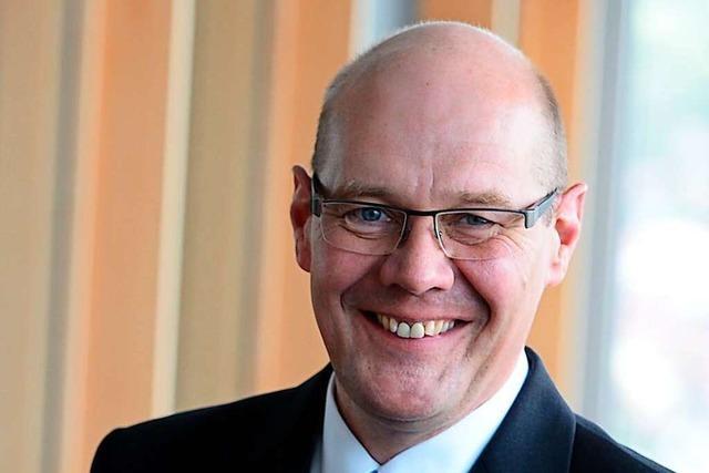 Ulf Bleckmann verlässt die Volksbank Dreiländereck