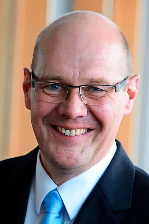 Ulf Bleckmann    Foto: Volksbank Dreiländereck