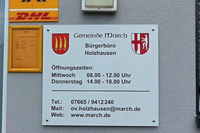 Holzhauser Rathaus soll vier Stunden öffnen