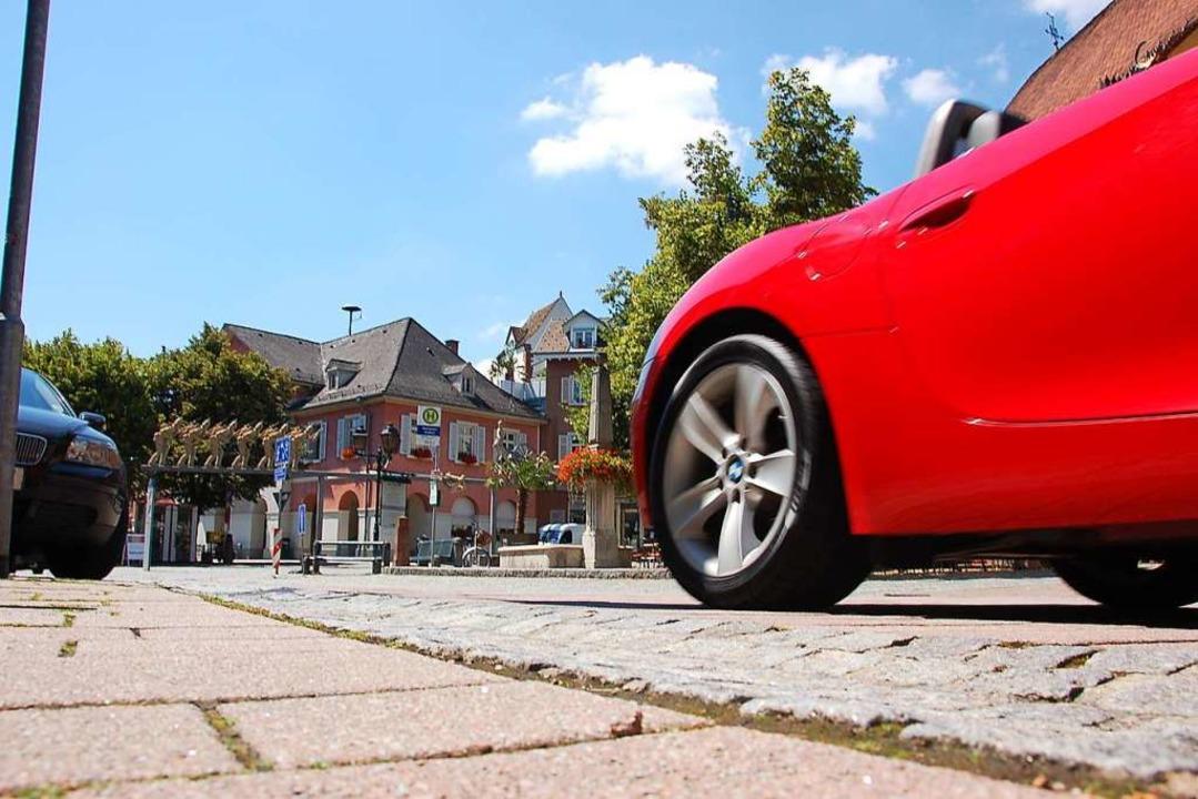 Die Straßensanierung könnte geschoben werden  | Foto: André Hönig