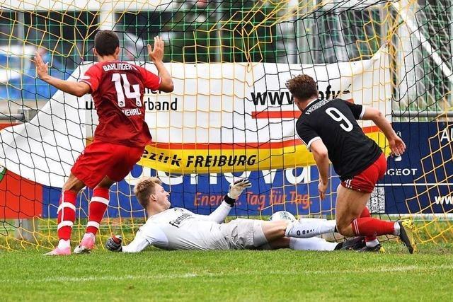 Freiburger FC und Bahlinger SC treffen sich zum Kracher in Runde eins