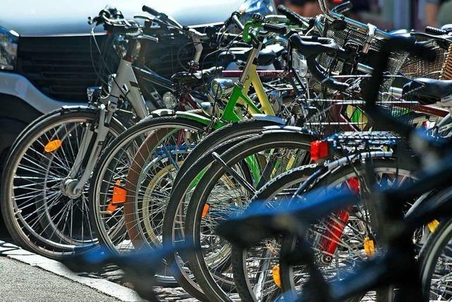 Der Ausbau der Fahrradparkplätze in Freiburg braucht Zeit