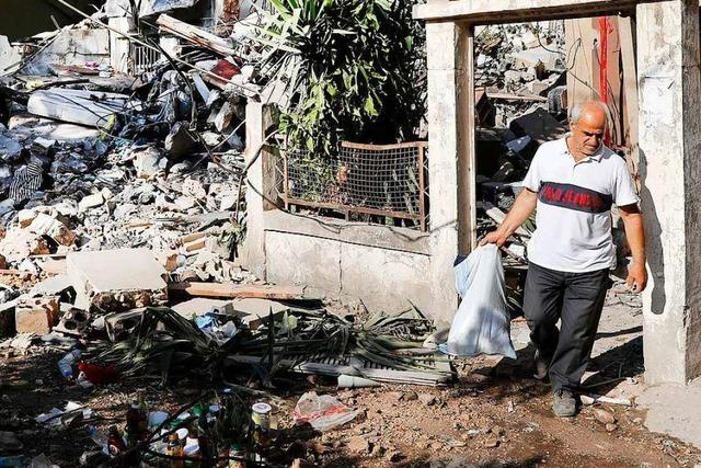 So hilft Südbaden den Opfern der Explosion in Beirut