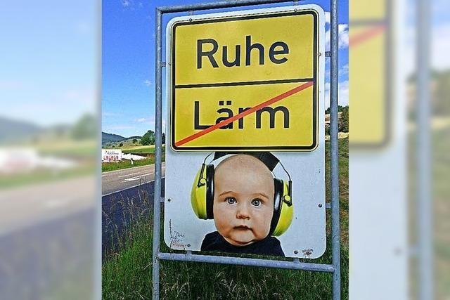 Die Lärmschutzvorschriften sind völlig löchrig oder zu kompliziert