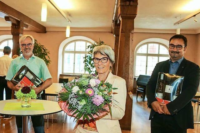 Drei Amtsleiter verlassen das Ettenheimer Rathaus