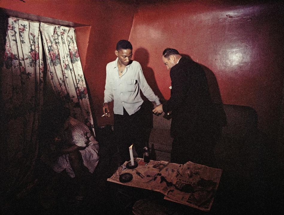 "Gordon Parks:  ""Untitled"" (1957)    Foto: Gordon Parks"