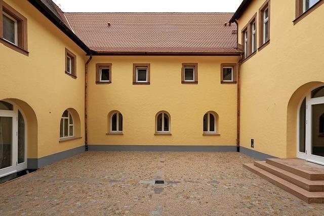 Rathausinnenhof Seelbach